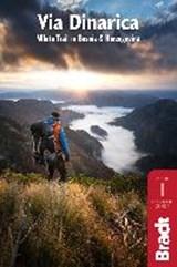 Bradt travel guides Via dinarica (1st ed) | Tim Clancy | 9781784770518