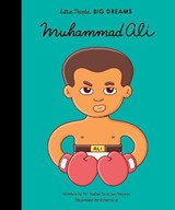 Little people, big dreams: muhammad ali | Maria Isabel Sanchez Vegara ; Brosmind |