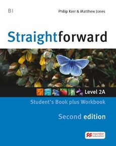 Straightforward B1 Student Workbook Pack