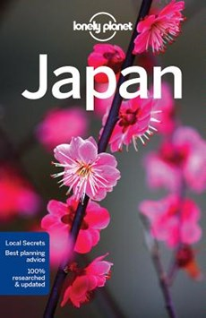 Lonely planet: japan (15th ed)