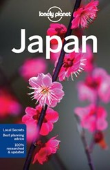 Lonely planet: japan (15th ed) | auteur onbekend |