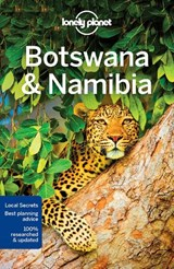 Lonely Planet Botswana & Namibia | auteur onbekend |