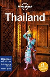Lonely planet: thailand (17th ed) | auteur onbekend |