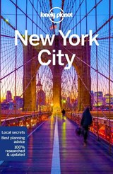 Lonely planet city guide: Lonely planet: new york city (11th ed) | auteur onbekend | 9781786570673
