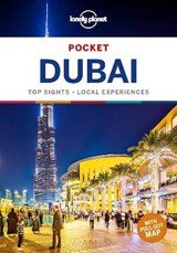 Lonely planet pocket: dubai (5th ed) | auteur onbekend | 9781786570734