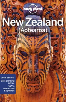 Lonely planet: new zealand (19th ed)