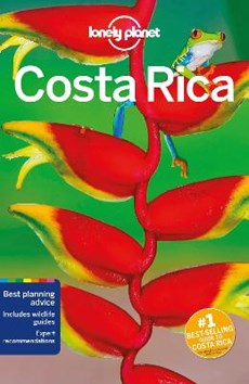 Lonely planet: costa rica (13th ed)