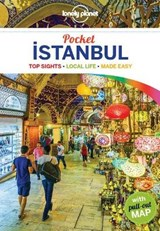 Lonely planet pocket: istanbul (6th ed) | Lonely Planet | 9781786572349