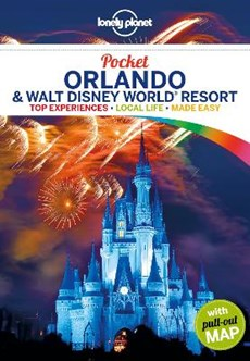 Lonely planet pocket: orlando & disneyworld (2nd ed)