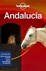 Lonely planet: andalucia (9th ed) | auteur onbekend | 9781786572752