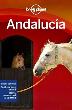 Lonely planet: andalucia (9th ed)