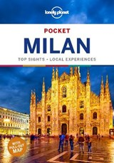 Lonely planet pocket: milan (4th ed) | auteur onbekend | 9781786572790