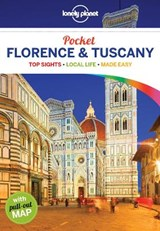 Lonely planet pocket: florence & tuscany (4th ed) | Lonely Planet | 9781786573407