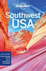 Lonely planet: southwest usa (8th ed) | auteur onbekend | 9781786573636