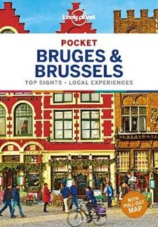 Lonely planet pocket: bruges & brussels (4th ed)