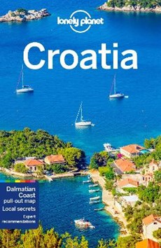 Lonely planet: croatia (10th ed)