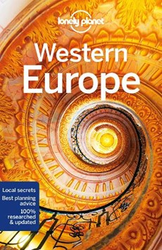 Lonely planet: western europe (14th ed)