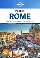 Lonely planet pocket: rome (6th ed) | Planet Lonely | 9781787014121