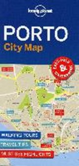 Lonely planet: city map Porto city map (1st ed) | Lonely Planet |