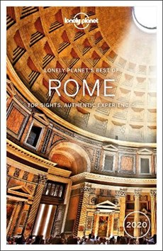 Lonely planet: best of rome 2020
