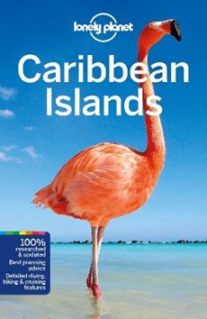 Lonely planet: caribbean islands (8th ed)