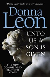 Unto us a son is given | Donna Leon |