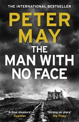 The Man With No Face | Peter May |