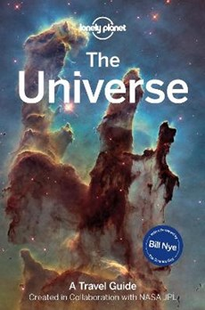Lonely planet: universe (1st ed)