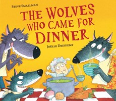 Wolves who came for dinner