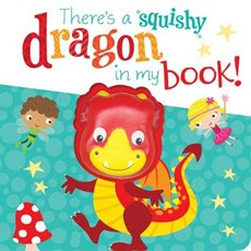 There's a Dragon in my book!