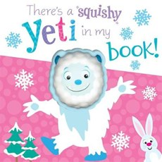 There's a Yeti in my book!