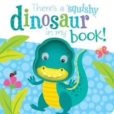 There's a Dinosaur in my book!