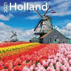 Kalender Holland 2021
