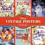 Cartoon kalender 2021 The Disney Vintage Collection | auteur onbekend | 9781838544201