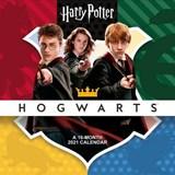 Harry Potter 2021 Calendar - Official Square Wall Format Calendar | auteur onbekend |
