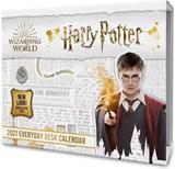 Harry Potter Boxed Kalender 2021 | auteur onbekend | 9781838545413