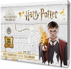 Harry Potter Boxed Kalender 2021