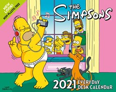 The Simpsons Boxed Kalender 2021