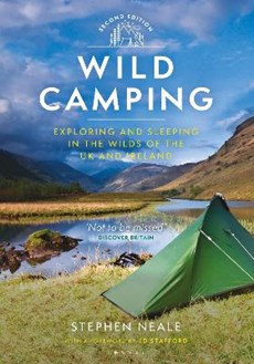 Wild Camping - campinggids Groot-Britannië