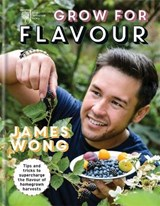 RHS Grow for Flavour | James Wong | 9781845339364