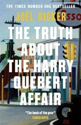 Truth about the harry quebert affair | Joel Dicker |