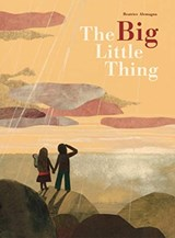 Big little thing   Beatrice Alemagna  