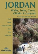 Jordan - Walks, Treks, Caves, Climbs and Canyons | Tony Howard ; Di Taylor |