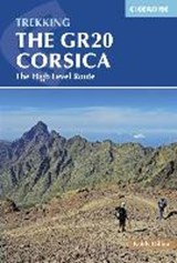 The GR20 Corsica | Paddy Dillon | 9781852848521