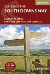The South Downs Way | Kev Reynolds | 9781852849405