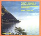 Ruslan Russian 3. With free audio download | John Langran | 9781899785414