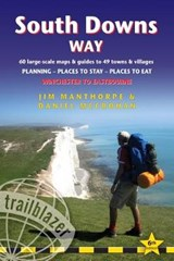 South Downs Way (Trailblazer British Walking Guides) | Jim Manthorpe |