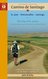 A Pilgrim's Guide to the Camino De Santiago | John (john Brierley) Brierley | 9781912216055