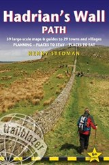 Hadrian's Wall Path (Trailblazer British Walking Guide): Bowness-on-Solway to Wallsend (Newcastle) and Wallsend (Newcastle) to Bowness-on-Solway | auteur onbekend | 9781912716128