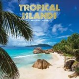 Tropical Islands 2020 Square Wall Calendar | Inc Browntrout Publishers | 9781975405588